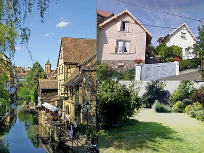 Photo for Nice furnished cottage in Colmar in house with garden 15 minutes from downtown