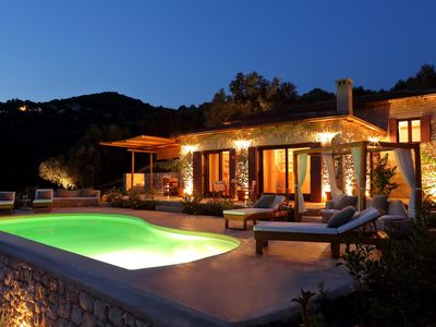 Photo for Amapola Luxury Villas- Villa Phos with private pool