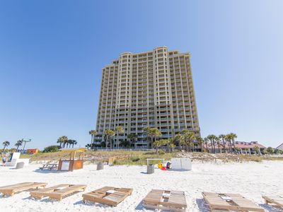 Photo for The Perch at Grand Panama: Luxury Beachfront w/Gorgeous Views! Pool.Hottub.WiFi!