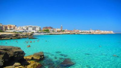 Photo for Monopoli. Nice apartment by the sea.