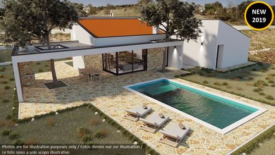 Photo for Sunny, tranquil  and privacy guaranteed villa