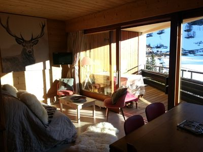 Photo for MODERN APPT AND COZY SUPERB SUNNY TERRACE