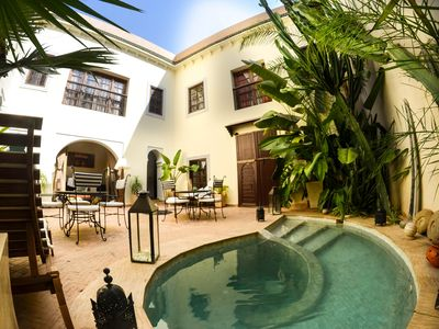 Photo for 6BR Guest House Vacation Rental in MARRAKECH, maroc