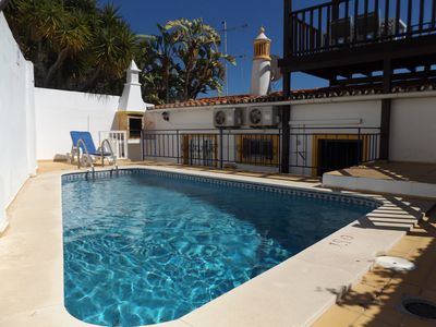 Photo for Casa Miramar - 2 bedrooms, sea views, private pool, near beach and center