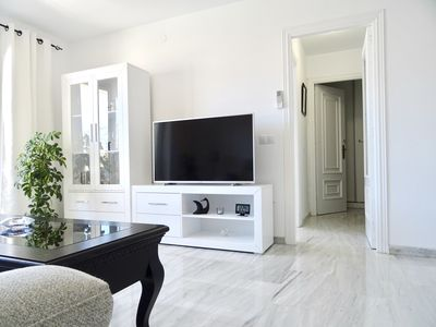 Photo for LAS RAMPAS QUALITY APARTMENT WITH SEA AND CITY VIEW IN THE CENTRE FUENGIROLA