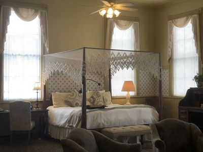 Photo for Romantic Boutique Hotel / Bed and Breakfast - SchoolHouse Suite