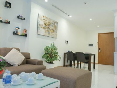 Photo for 2BR Apartment Vacation Rental in Ho Chi Minh city, Hồ Chí Minh
