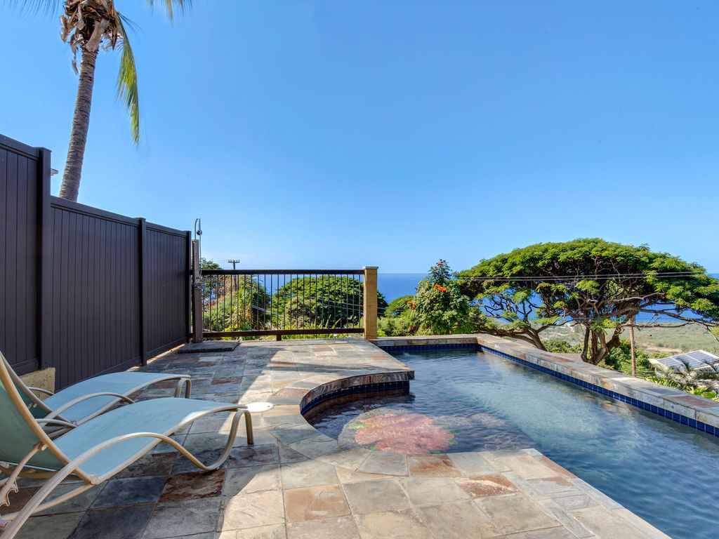 Oceanview Walua Rd Vacation Home W Pool Vrbo