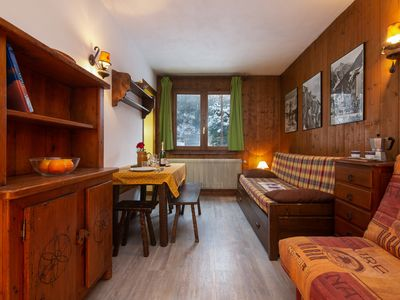 Photo for Apartment Vacation Rental in Argentière (Chamonix)