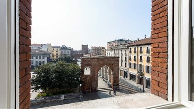 Photo for Milan - apt with a wonderful view - apt with an astonishing view