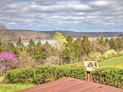 Photo for Monticello Home on 2+ Acres w/Lake Cumberland View