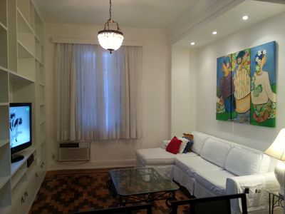 Photo for Beautiful 2 bedroom on the beach block with Wi-Fi, cable TV and AR