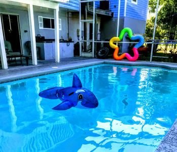 Photo for Dolphin Bay Retreat - Two Bedroom House, Sleeps 8