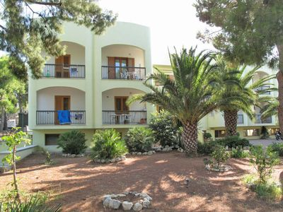 Photo for Apartment Villa Candida (VIS110) in Vieste - 2 persons, 1 bedrooms