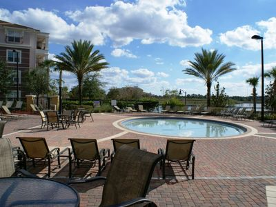 Photo for 3-Bedroom Condo with Community Pool & Spa