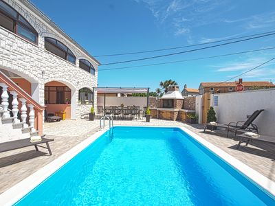 Photo for Villa with pool in small place