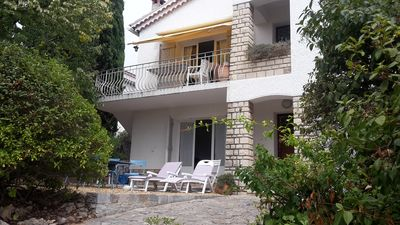 Photo for T3 in villa with garden near beach renecros