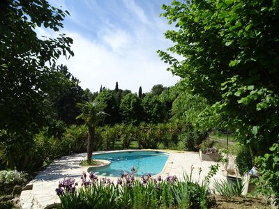 Photo for Ground floor villa - 2 bedrooms- pool- 4/5 people