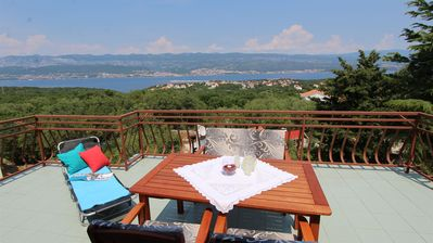 Photo for Apartments Frkovic (10062-A2) - Silo - island Krk