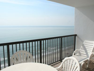Photo for AMAZING OCEANFRONT.. 4 MILES FROM THE AIRPORT.. 24/7 SECURITY!!