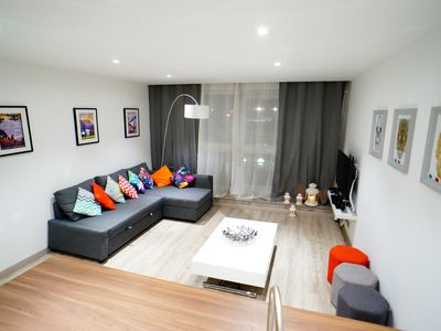 Photo for Boutique Central Apartment in Les 2 Alpes