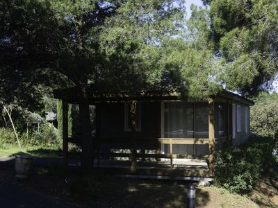 Photo for Chalet T3 6 people Residence Les Pescalunes ideally located in the heart of the pine forest