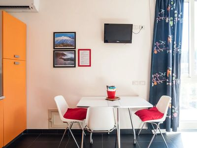 Photo for Homerez last minute deal - Beautiful studio in Nicolosi and Wifi