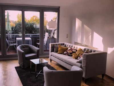 Photo for Large apartment with charm in Wentorf near Hamburg