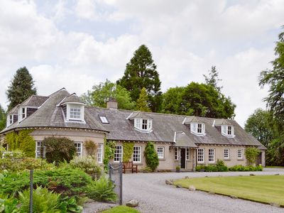 Photo for 4 bedroom accommodation in near Banchory