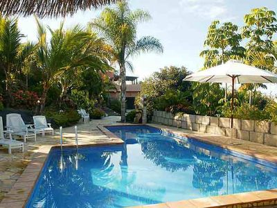 Photo for Large private villa with private pool in a secluded location for max. 8 people.