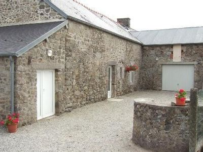 Photo for Renting a cottage Saint Malo de la Lande (4 km from the sea).