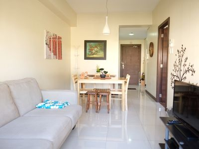 Photo for City View Condo Homestay @ the ♥ of Ortigas Center