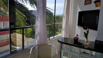 Photo for Excellent apartment a few meters from the beach of Cachoeira do Bom jesus