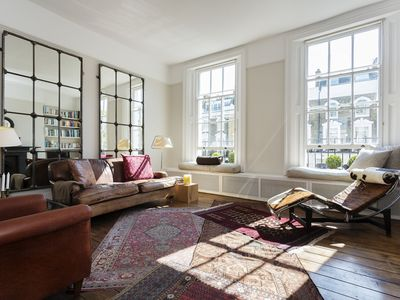 Photo for UP TO 20% OFF A lovely 2 bed apartment located in charming Primrose Hill- Veeve