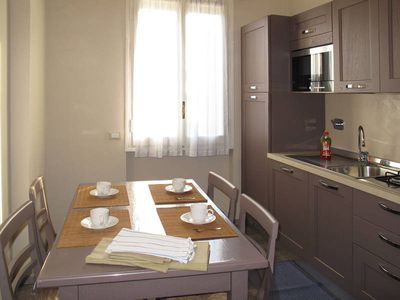 Photo for Apartment Casa Leonardo  in San Bartolomeo al Mare IM, Liguria: Riviera Ponente - 4 persons