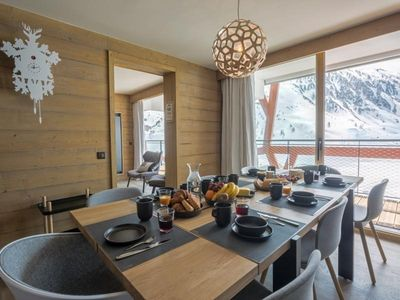 Photo for Apartment Tignes, 4 bedrooms, 8 persons
