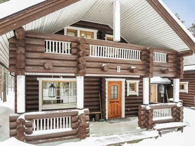 Photo for Vacation home Levinkettu b in Kittilä - 6 persons, 3 bedrooms