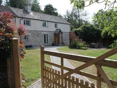 Photo for Luxury Cottage tucked away in exceptional private grounds but close to Exeter.