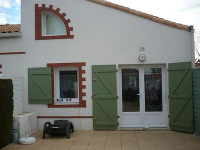 Photo for 1BR Apartment Vacation Rental in La Tranche-sur-Mer