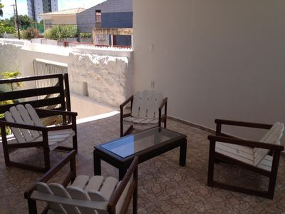 Photo for Big house 5 bedrooms (3 suites) on the beach of Camboinha - Cabedelo / João Pessoa / PB