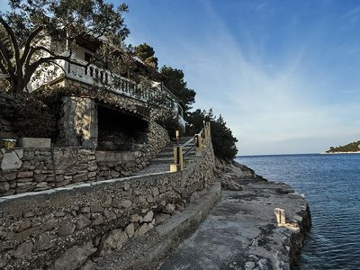 Photo for Holiday house VL  - Cove Stoncica (Vis), Island Vis, Croatia