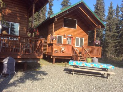 Photo for Cabins on the Kenai River
