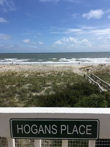 Photo for Hogan's Place Oceanfront Offers Spectacular View and Completely Renovated Unit