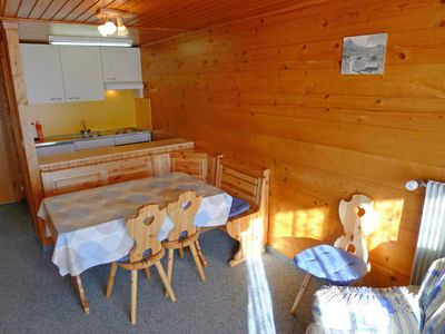 Photo for Apartment Weisshorn in Bettmeralp - 4 persons, 2 bedrooms