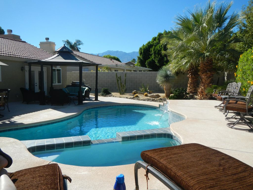 Private Desert Oasis In Palm Springs Area Cathedral City