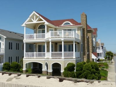 Photo for Beachfront Home 5 Beds, 5 Bath, & Spectacular Ocean Views! Can't beat!