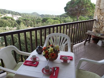 Photo for BEAUTIFUL APARTMENT WITH MAGNIFICENT VIEWS ref BEA
