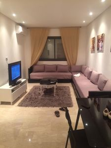 Photo for Apartment in downtown Gueliz in Marrakech