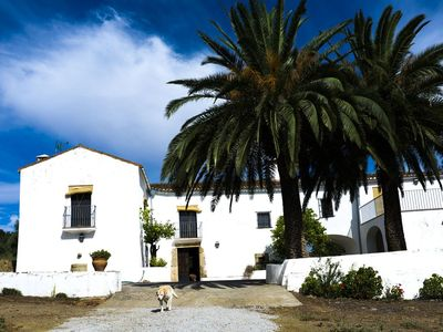 Photo for Beautiful house-winery next to Trujillo. Rental offers for weeks. Contact
