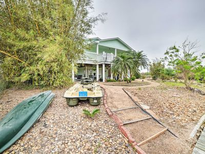 Photo for NEW! 'Salty Lime #1': Canalfront w/ Dock & Kayak!